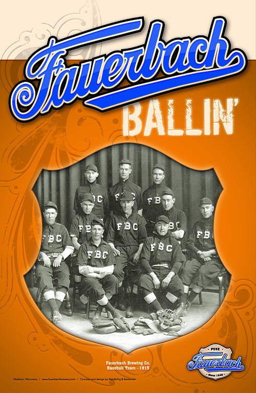 fauerbach ball team 1905