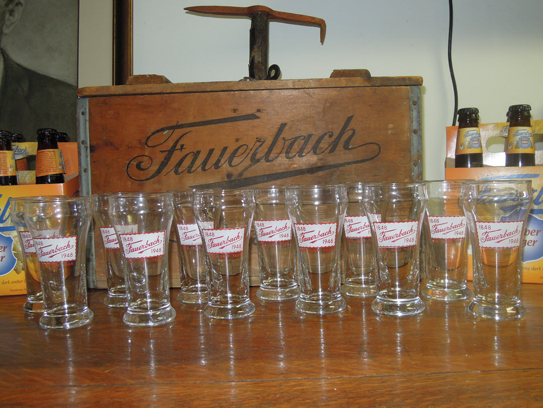 100 year glasses Fauerbach